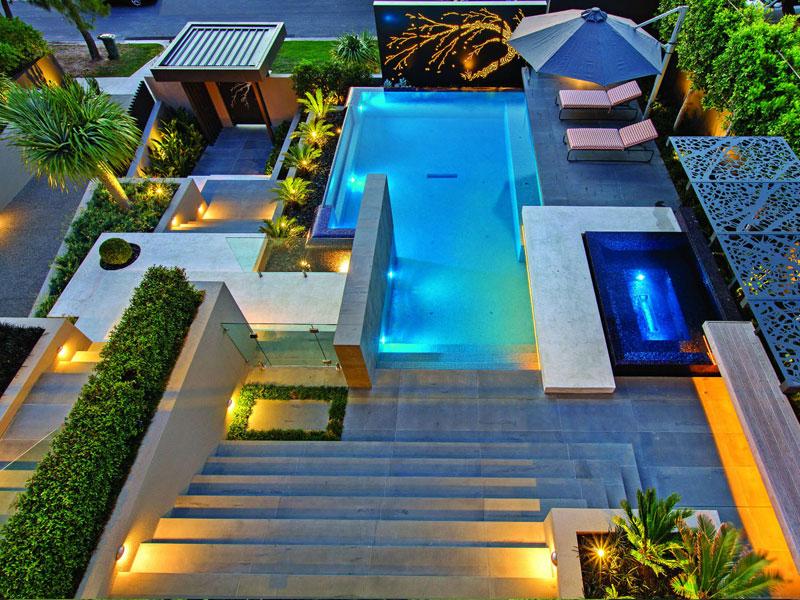 Các loại cảnh quan trong thiết kế Resort