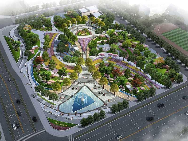 Quy chuẩn thiết kế cảnh quan công viên