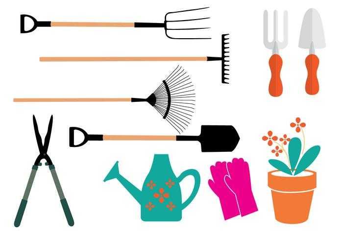 Tổng hợp bộ dung cụ làm vườn